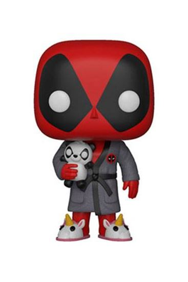 Picture of Deadpool Parody POP! Marvel Vinyl Figura Deadpool in Robe 9 cm