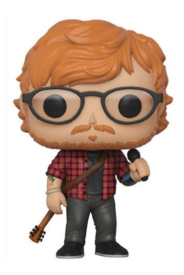 Picture of Ed Sheeran POP! Rocks Vinyl Figura Ed Sheeran 9 cm