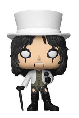 Picture of Alice Cooper POP! Rocks Vinyl Figura Alice Cooper 9 cm