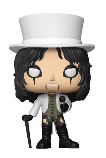 Picture of Alice Cooper POP! Rocks Vinyl Figura Alice Cooper 9 cm