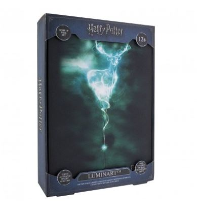 Picture of Cuadro con Luz Expecto Patronus - Harry Potter