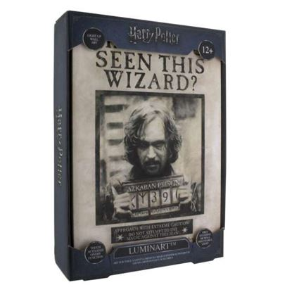 Picture of Cuadro con Luz Sirius Black - Harry Potter