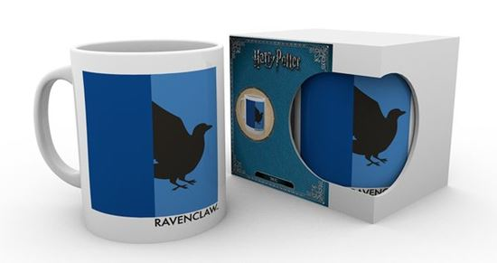 Picture of Harry Potter Taza Ravenclaw Minimalist
