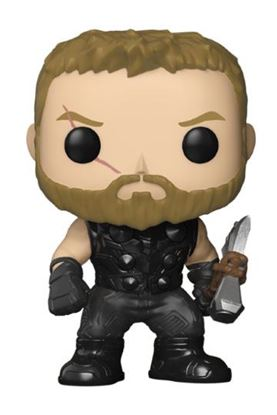 Picture of Avengers Infinity War Figura POP! Movies Vinyl Thor 9 cm