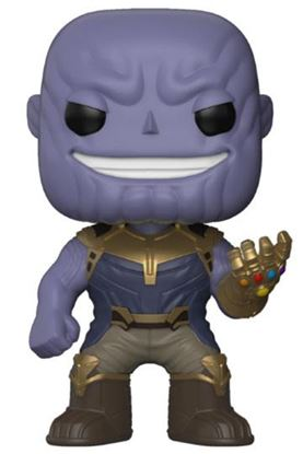 Picture of Avengers Infinity War Figura POP! Movies Vinyl Thanos 9 cm