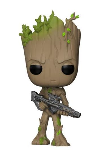 Picture of Avengers Infinity War Figura POP! Movies Vinyl Groot 9 cm