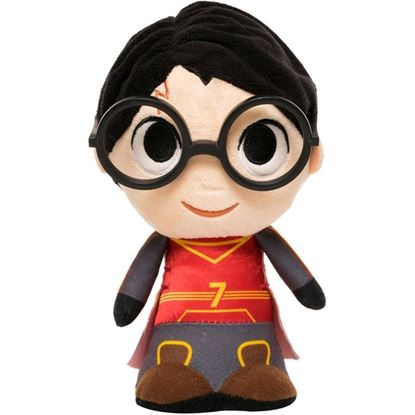 Picture of Peluche Harry Quidditch - Harry Potter