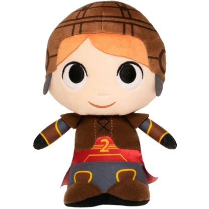 Picture of Peluche Ron Quidditch - Harry Potter