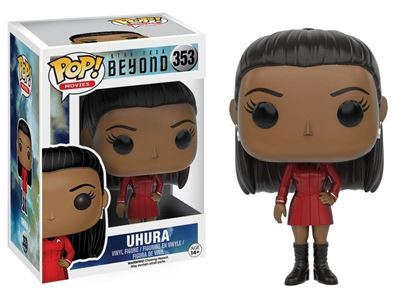 Picture of Star Trek Beyond POP! Vinyl Figura Uhura 9 cm