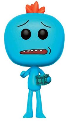 Imagen de Rick y Morty POP! Animation Vinyl Figura Mr. Meeseeks with Box 9 cm