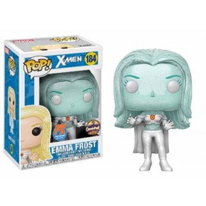 Picture of FIGURA POP MARVEL: EMMA FROST CLEAR