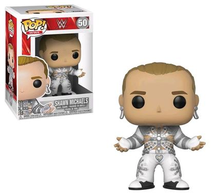 Picture of FIGURA POP WWE: SHAWN MICHAELS