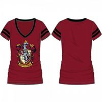 Picture of Harry Potter Camiseta Chica Gryffindor Crest Talla S