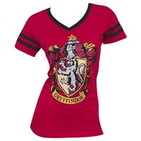 Picture of Harry Potter Camiseta Chica Gryffindor Crest Talla M
