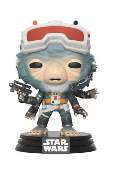 Picture of Star Wars Solo Figura POP! Movies Vinyl Cabezón Rio Durant 9 cm