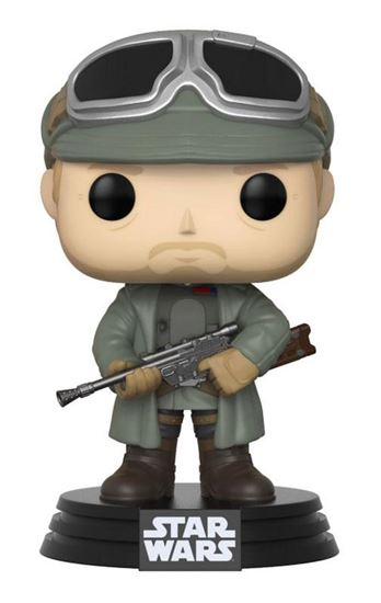 Picture of Star Wars Solo Figura POP! Movies Vinyl Cabezón Tobias Beckett with Goggles 9 cm