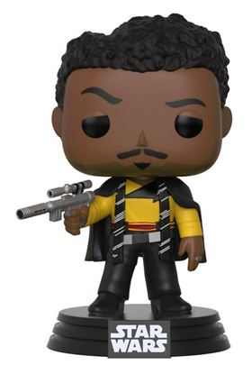 Picture of Star Wars Solo Figura POP! Movies Vinyl Cabezón Lando Calrissian 9 cm DISPONIBLE APROX: MAYO 2018
