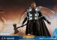 Picture of Vengadores Infinity War Figura Movie Masterpiece 1/6 Thor 32 cm