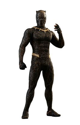 Picture of Black Panther Figura Movie Masterpiece 1/6 Erik Killmonger 31 cm