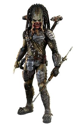 Picture of Alien vs. Predator 2 Figura Movie Masterpiece 1/6 Wolf Predator (Heavy Weaponry) 35 cm