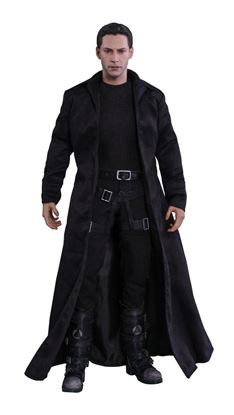 Imagen de Matrix Figura Movie Masterpiece 1/6 Neo 32 cm