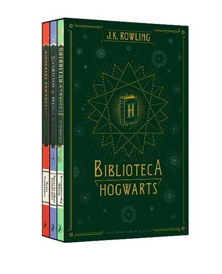 Picture of Biblioteca Hogwarts - Harry Potter