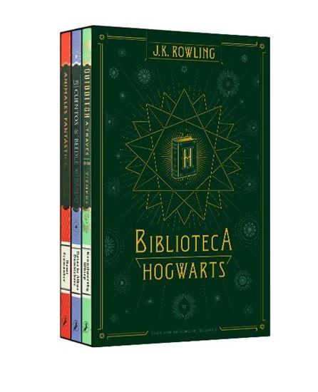 Picture of Biblioteca Hogwarts - Harry Potter