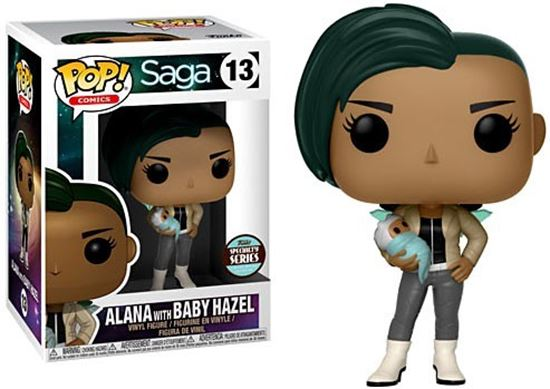 Picture of FIGURA POP SAGA: ALANA WITH HAZEL