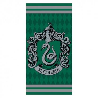 Picture of Harry Potter Toalla Slytherin Crest