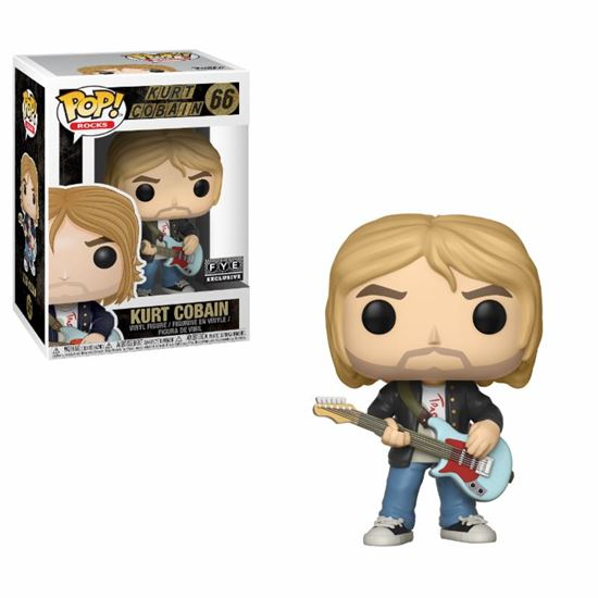 Picture of FIGURA POP MUSIC: KURT COBAIN LIVE & LOUD DISPONIBLE APROX: JUNIO 2018
