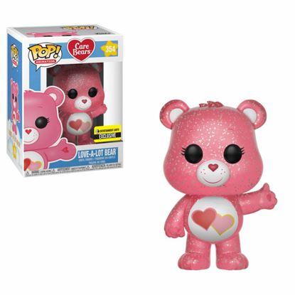 Picture of FIGURA POP CARE BEARS: LOVE A LOT GLITTER