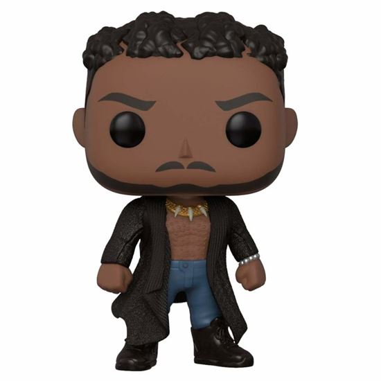 Picture of FIGURA POP BLACK PANTHER: KILLMONGER SCARS