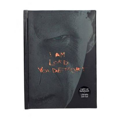Picture of Cuaderno con Luz Voldemort - Harry Potter