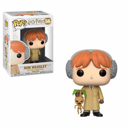 Picture of Harry Potter POP! Movies Vinyl Figura Ron Weasley (Herbology) 9 cm