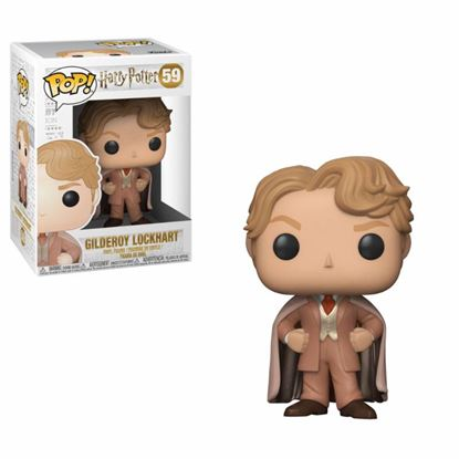Picture of Harry Potter POP! Movies Vinyl Figura Gilderoy Lockhart 9 cm