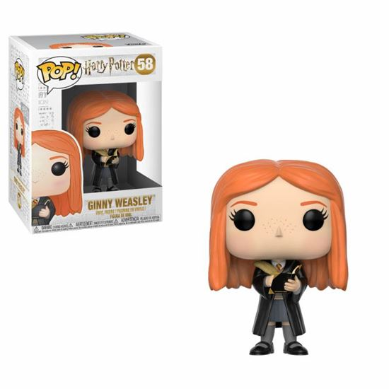 Picture of Harry Potter POP! Movies Vinyl Figura Ginny Weasley (Diary) 9 cm