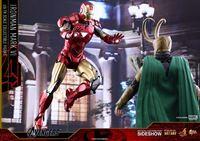 Picture of Marvel Los Vengadores Figura Movie Masterpiece Diecast 1/6 Iron Man Mark VI 32 cm