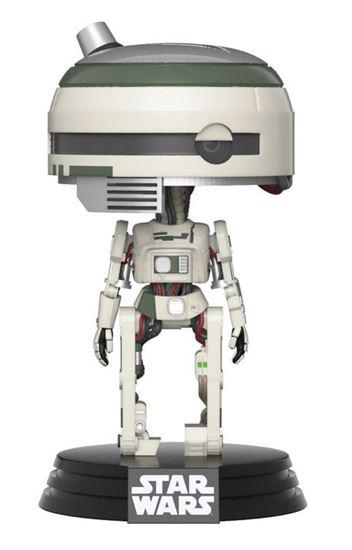 Picture of Star Wars Solo Figura POP! Movies Vinyl Cabezón L3-37 9 cm