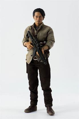 Picture of The Walking Dead Figura 1/6 Glenn Rhee 29 cm