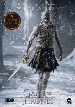 Picture of Juego de Tronos Figura 1/6 White Walker Deluxe Version 33 cm