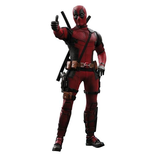 Picture of Deadpool 2 Figura Movie Masterpiece 1/6 Deadpool 31 cm