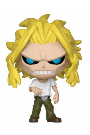 Picture of My Hero Academia Figura POP! Animation Vinyl All Might (Weakened) 9 cm