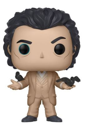 Picture of American Gods POP! TV Vinyl Figura Mr. Wednesday 9 cm Minifiguras American Gods