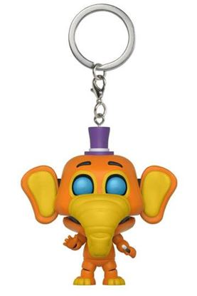 Picture of Five Nights at Freddy's Pizzeria Simulator Llavero Pocket POP! Vinyl Orville 4 cm.