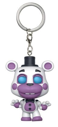Picture of Five Nights at Freddy's Pizzeria Simulator Llavero Pocket POP! Vinyl Helpy 4 cm