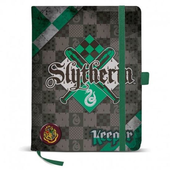 Picture of Cuaderno Slytherin Keeper - Harry Potter