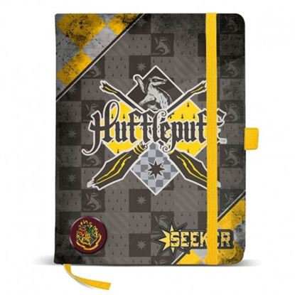 Picture of Cuaderno Hufflepuf Seeker - Harry Potter