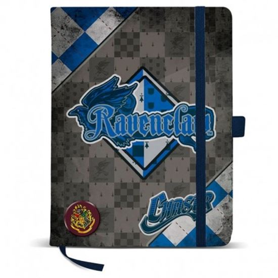 Picture of Cuaderno Ravenclaw Chaser - Harry Potter