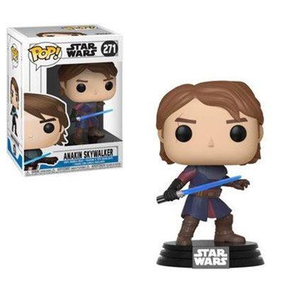Picture of Star Wars Clone Wars POP! Vinyl Cabezón Anakin 9 cm