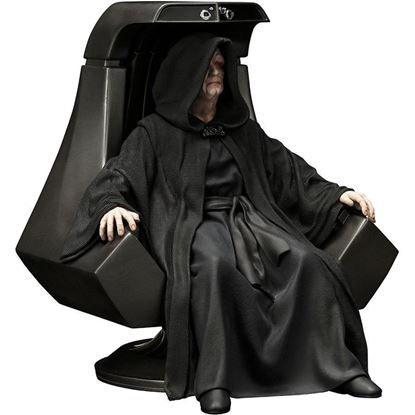 Picture of Star Wars Estatua ARTFX 1/10 Emperor Palpatine 15 cm